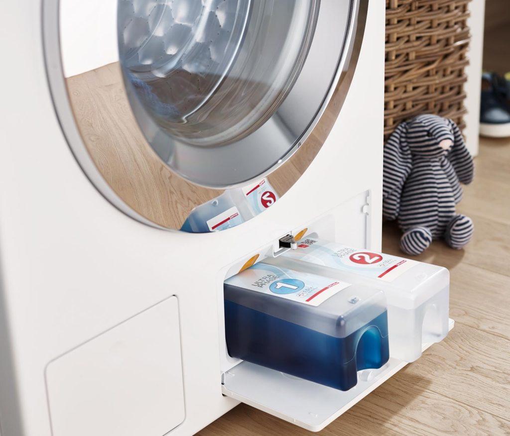 Lave linge lessive