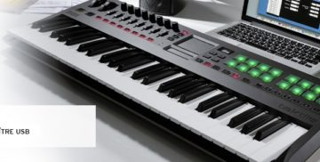 clavier maitre taktile